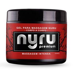 Nyru Premium Gel de Massagem Corpo a Corpo