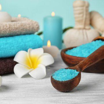 banhos aromaticos