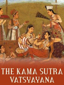 Sexo anal. Capa do livro Kama Sutra de Vatsyayana