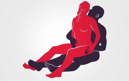 Sexo anal cavalgada sentada