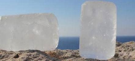 Pedra Hume para deixar a vagina apertada