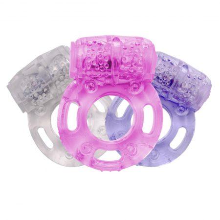 anel peniano sensual com vibrador