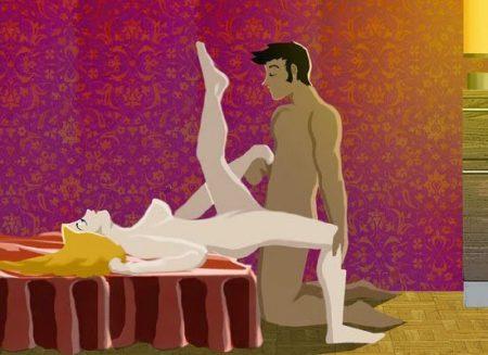 O Polvo: Posições para chegar ao orgasmo