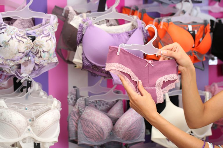 Revendedora de lingerie: