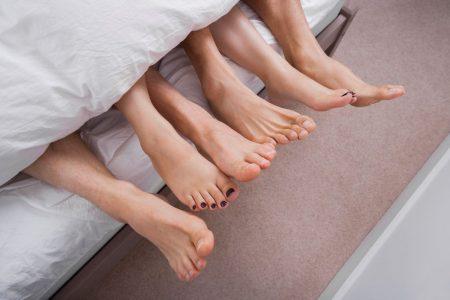 Ménage a trois: como convencer o marido?