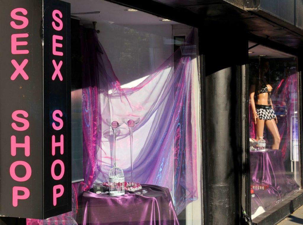 produtos eróticos