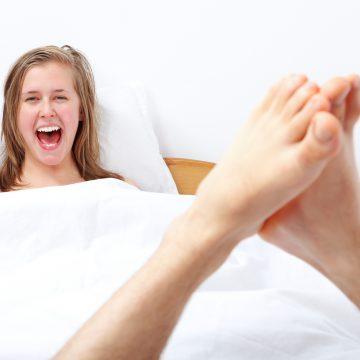 Os Benefícios do sexo oral à  saúde sexual da mulher
