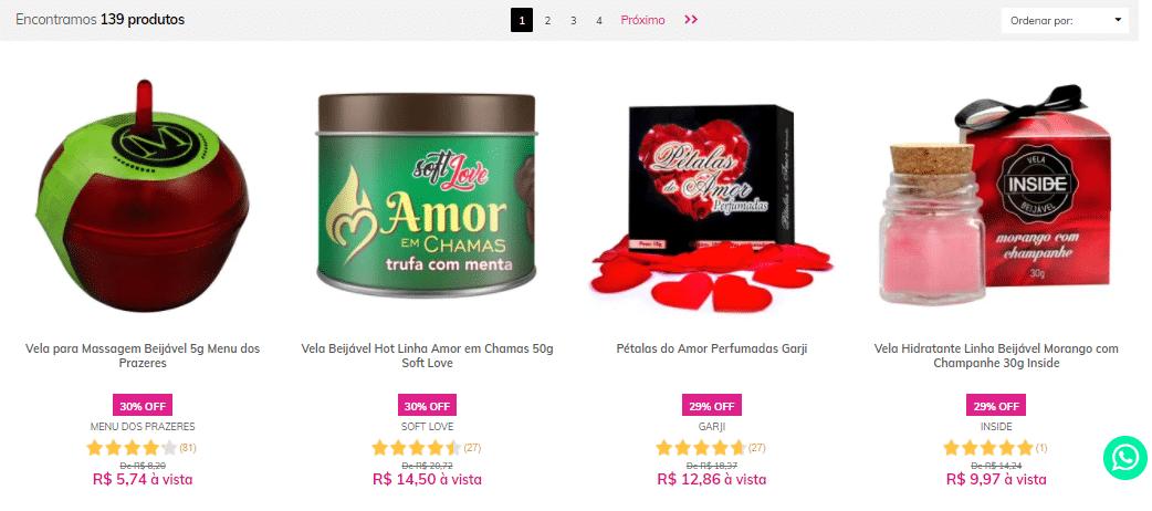 aromaterapia erótica