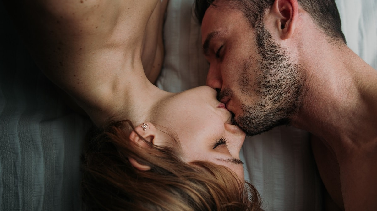 Meu marido pediu um beijo grego e agora?