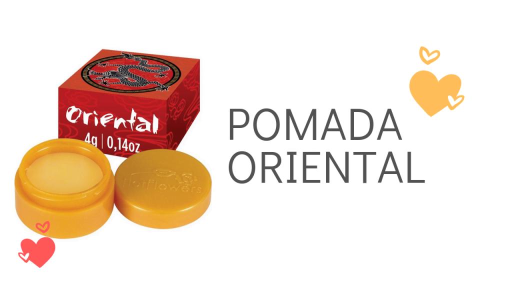 Pomada Oriental   Miess Sex Shop