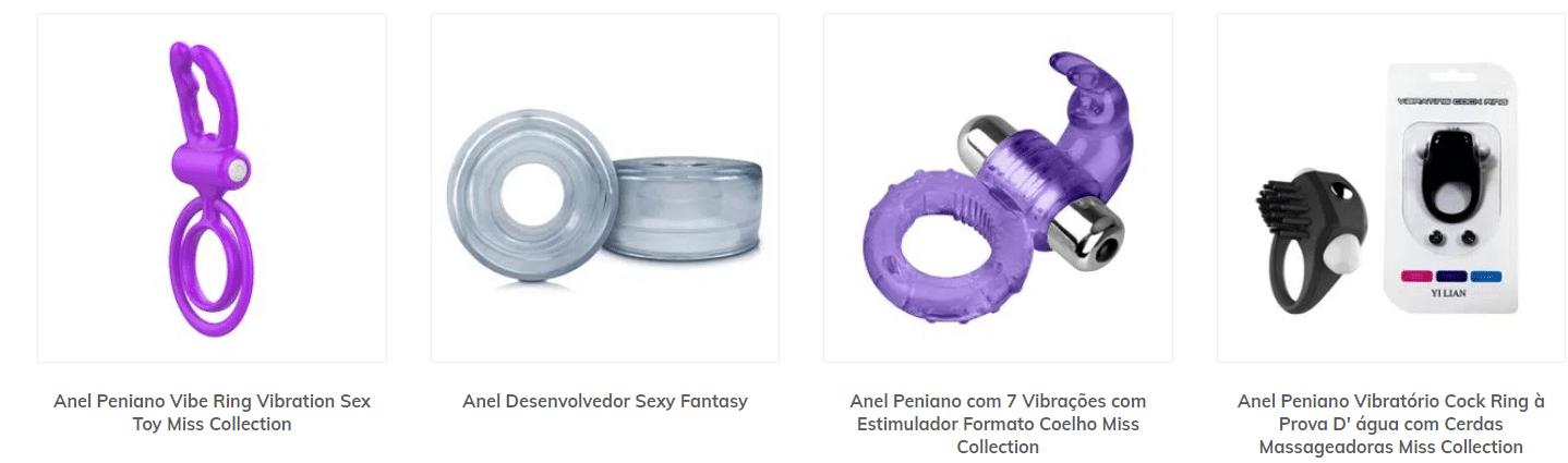 vibradores penianos